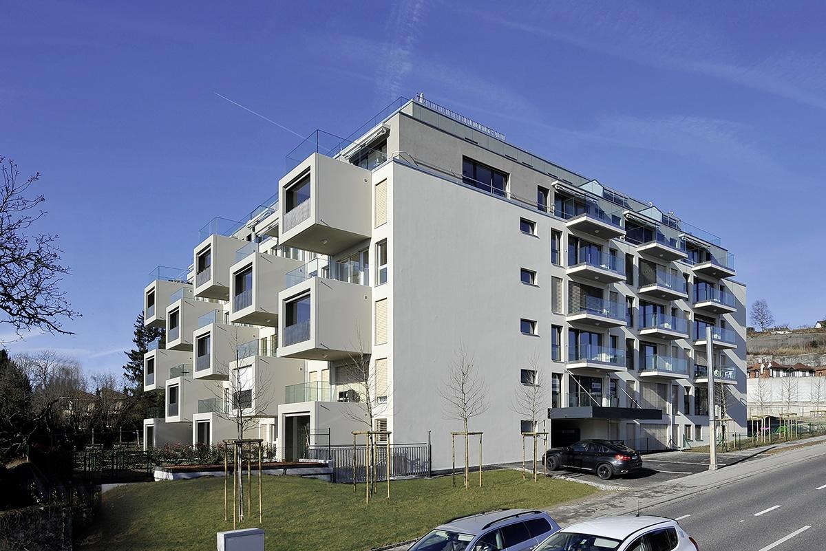 Appartements à louer en Suisse