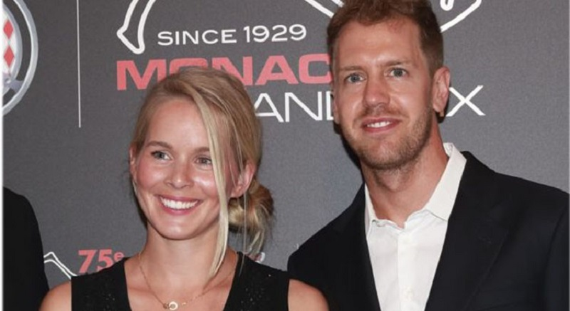 Qui est la femme de Vettel sébatien