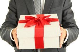 cadeaux d'affaire