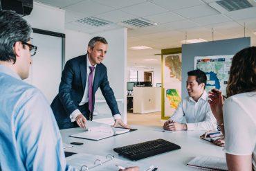 dirigeant d'entreprise